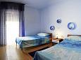 Bedroom 2 - Apartment A-11381-c - Apartments Banjol (Rab) - 11381