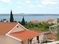 Terrace - view - Apartment A-11384-a - Apartments Maslenica (Novigrad) - 11384