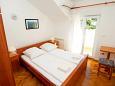 Slatine, Bedroom 2 u smještaju tipa room, dostupna klima i WIFI.