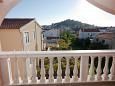Tribunj, Terrace - view u smještaju tipa apartment, dopusteni kucni ljubimci i WIFI.