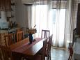 Dining room - Apartment A-11399-g - Apartments Tribunj (Vodice) - 11399