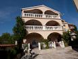 Property Tribunj (Vodice) - Accommodation 11399 - Apartments with pebble beach.