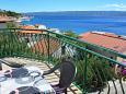Balcony - Apartment A-11401-a - Apartments Suhi Potok (Omiš) - 11401
