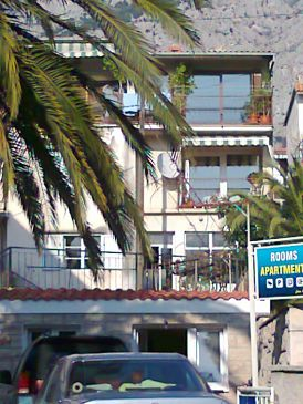 Property Makarska (Makarska) - Accommodation 11415 - Apartments in Croatia.