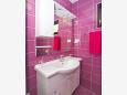 Bathroom - Studio flat AS-11418-b - Apartments Makarska (Makarska) - 11418