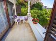 Balcony - Studio flat AS-11418-c - Apartments Makarska (Makarska) - 11418