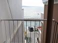 Balcony 1 - view - Apartment A-11432-a - Apartments Podgora (Makarska) - 11432