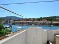 Courtyard Vela Luka (Korčula) - Accommodation 11455 - Apartments near sea with pebble beach.