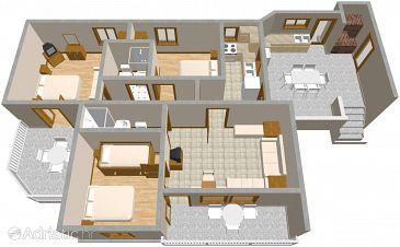 Apartment A-1146-a - Apartments Milna (Vis) - 1146