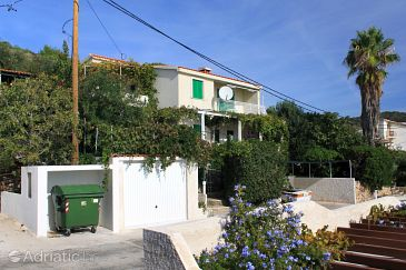 Property Milna (Vis) - Accommodation 1146 - Apartments near sea with rocky beach.