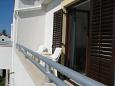 Balcony - Apartment A-11461-a - Apartments Privlaka (Zadar) - 11461