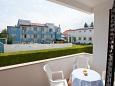 Privlaka, Balcony u smještaju tipa apartment, WIFI.