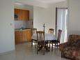 Dining room - Apartment A-11461-d - Apartments Privlaka (Zadar) - 11461