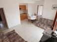 Living room - Apartment A-11461-d - Apartments Privlaka (Zadar) - 11461