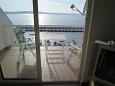 Balcony 1 - Apartment A-11469-a - Apartments Podgora (Makarska) - 11469