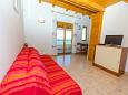 Living room 1 - House K-11475 - Vacation Rentals Drvenik Mali (Drvenik) - 11475