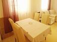Dining room - Apartment A-11481-b - Apartments Lumbarda (Korčula) - 11481