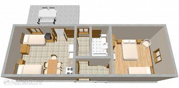 Apartment A-1149-b - Apartments Komiža (Vis) - 1149