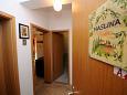 Hallway - Apartment A-11497-a - Apartments and Rooms Supetar (Brač) - 11497