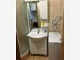 Bathroom - Apartment A-11497-b - Apartments and Rooms Supetar (Brač) - 11497