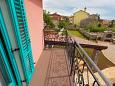Balcony - House K-11504 - Vacation Rentals Kornić (Krk) - 11504