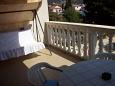 Balcony - Apartment A-11505-a - Apartments Sevid (Trogir) - 11505