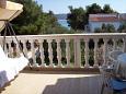 Balcony - view - Apartment A-11505-a - Apartments Sevid (Trogir) - 11505