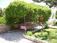Courtyard Sevid (Trogir) - Accommodation 11505 - Apartments near sea with pebble beach.