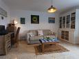 Living room - Apartment A-11506-a - Apartments Kornić (Krk) - 11506