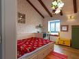 Bedroom 2 - Apartment A-11506-a - Apartments Kornić (Krk) - 11506