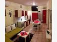 Dining room - Apartment A-11516-a - Apartments Povljana (Pag) - 11516