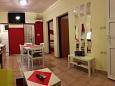 Povljana, Dining room u smještaju tipa apartment, WIFI.