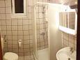Povljana, Bathroom u smještaju tipa apartment, WIFI.
