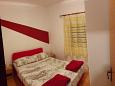 Povljana, Bedroom 1 u smještaju tipa apartment, WIFI.