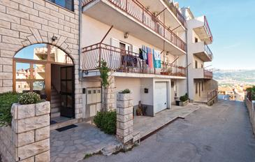 Property Split (Split) - Accommodation 11518 - Apartments with pebble beach.