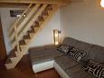 Living room - Apartment A-11532-a - Apartments Barbat (Rab) - 11532