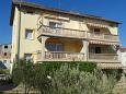 Property Vodice (Vodice) - Accommodation 11544 - Apartments with pebble beach.