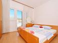 Bedroom 2 - House K-11554 - Vacation Rentals Marina (Trogir) - 11554