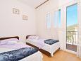 Bedroom 3 - House K-11554 - Vacation Rentals Marina (Trogir) - 11554