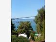 Balcony - view - Apartment A-11557-b - Apartments Prižba (Korčula) - 11557