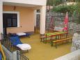 Terrace - Apartment A-11559-a - Apartments Klenovica (Novi Vinodolski) - 11559