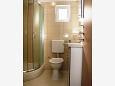 Bathroom - Apartment A-11561-a - Apartments Seget Vranjica (Trogir) - 11561