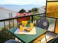 Terrace - Room S-11570-a - Rooms Podaca (Makarska) - 11570