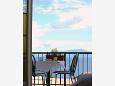 Terrace - Room S-11570-b - Rooms Podaca (Makarska) - 11570