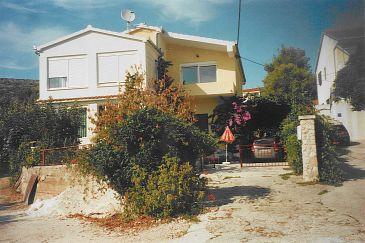 Marina, Trogir, Property 1158 - Apartments blizu mora with pebble beach.