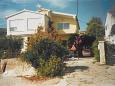 Property Marina (Trogir) - Accommodation 1158 - Apartments near sea with pebble beach.