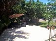 Fažana, Fažana, Courtyard 11599 - Apartments with pebble beach.