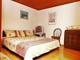Bedroom 1 - Apartment A-11600-a - Apartments Mandre (Pag) - 11600