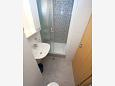 Bathroom - Studio flat AS-11623-a - Apartments and Rooms Split (Split) - 11623