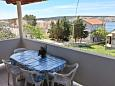 Terrace 1 - Apartment A-11626-a - Apartments and Rooms Stara Novalja (Pag) - 11626